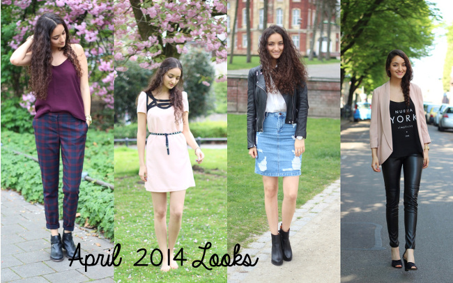 April Looks 2014