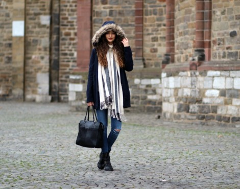 How to stay warm and stylish in Winter