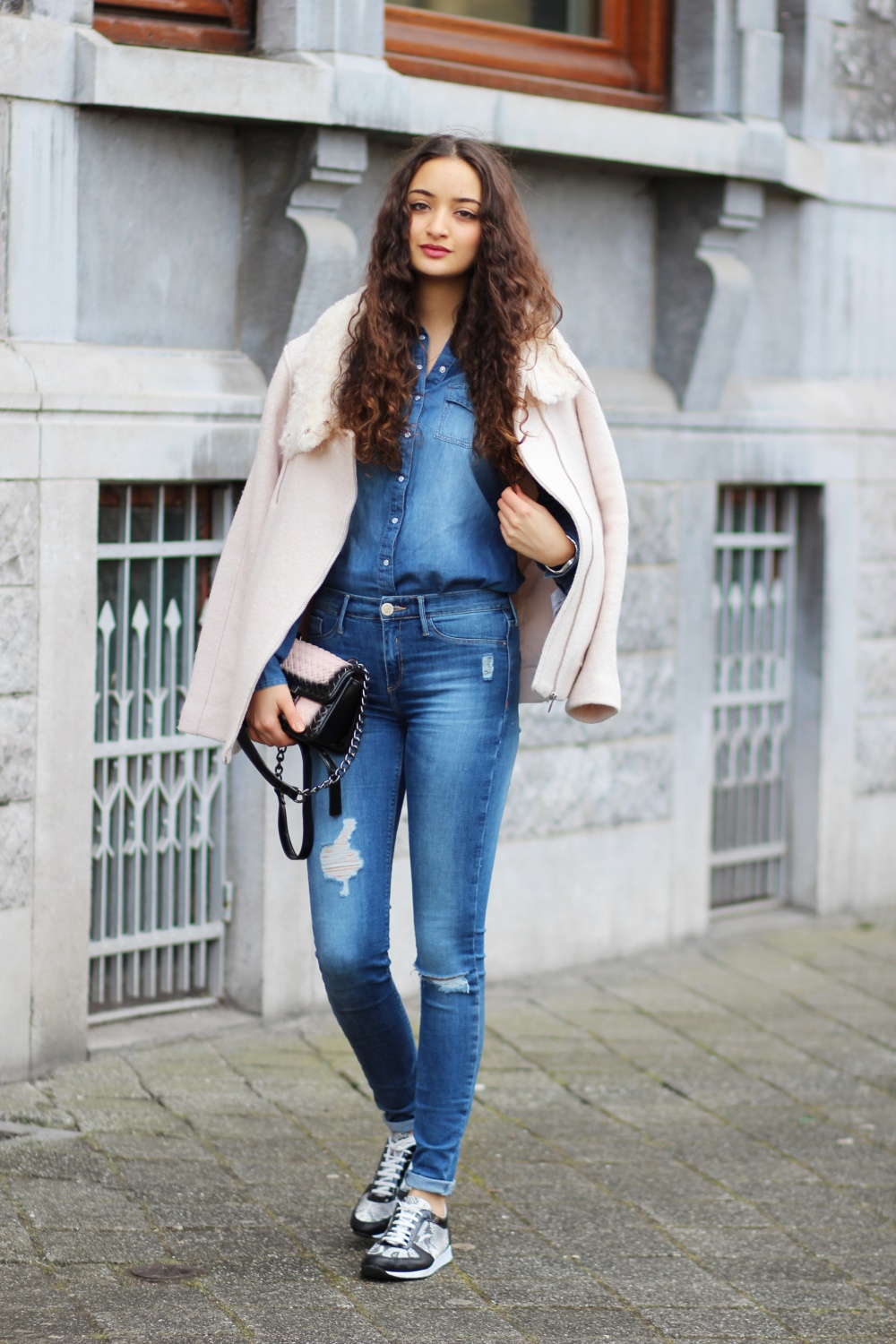 all_denim_look
