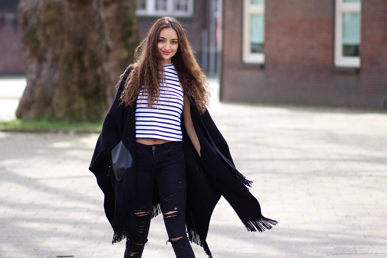 poncho_black_riverisland