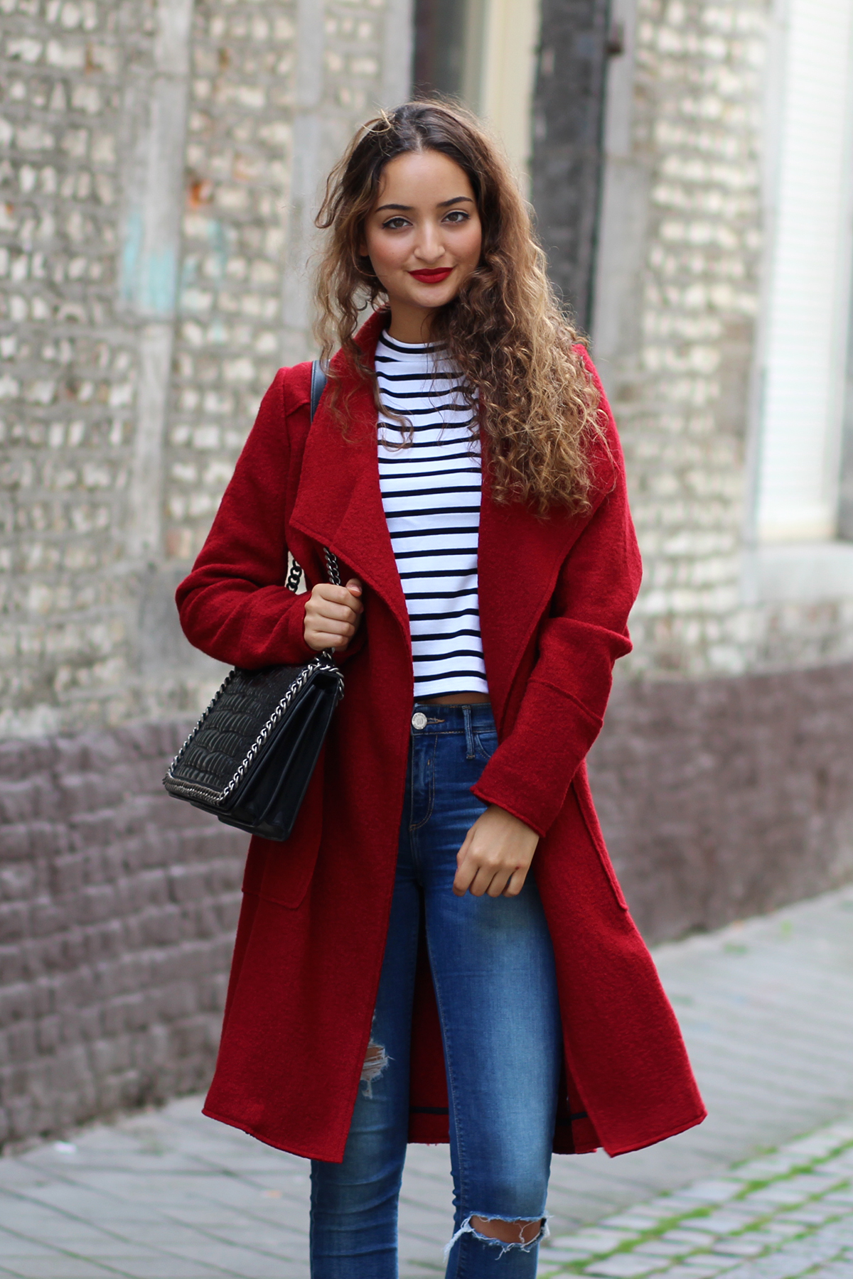 Red-coat-style