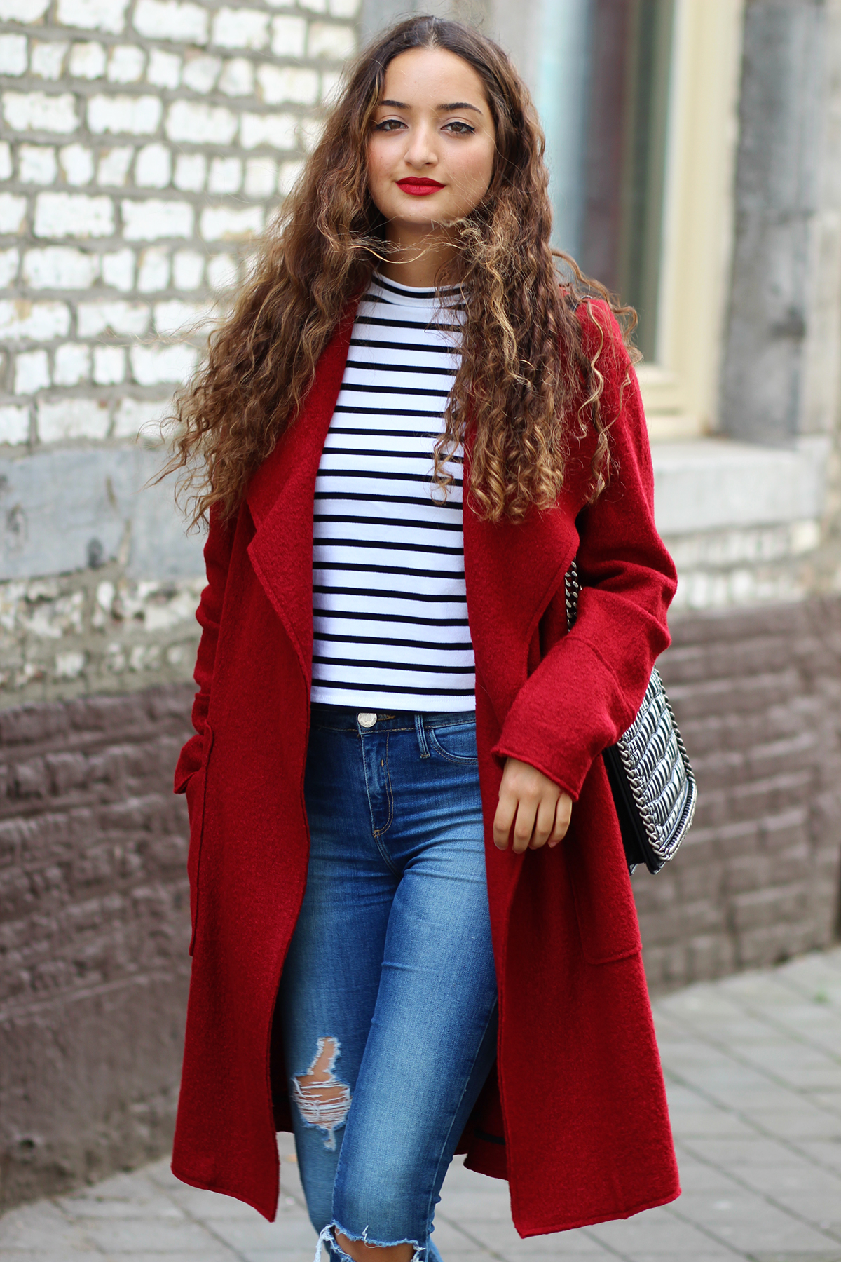 Girl In The Red Coat Fashionblog Style Diary By Ranim Helwani