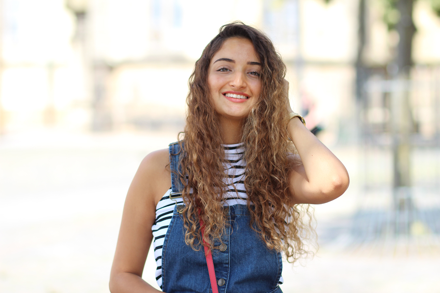 Curly-hair-smile
